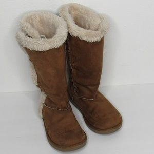 4/$25 Airwalk Girls' Myra Tall Boots